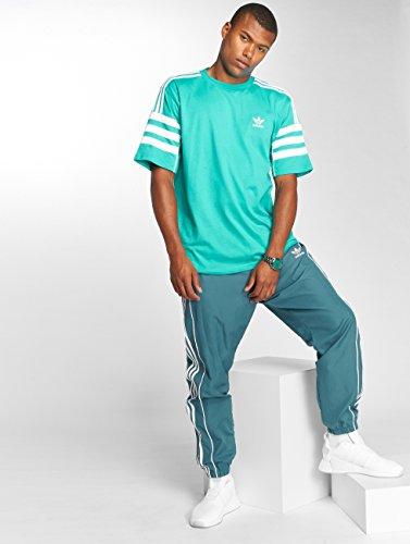 Auth De Adidas Blanch Blue Wind Survêtement Pantalon AqgndZgB
