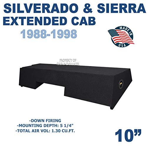 Chevy Silverado & Gmc Sierra Extended Cab 89-98 10
