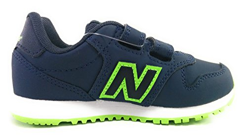 New Balance Kv500 Gey, Zapatillas de Deporte Unisex Niños Verde (Verde)