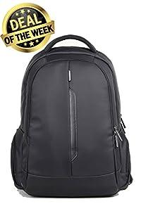 Amazon.com: Kingsons Water Resistant Laptop Backpack – Slim ...