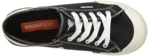 Dog BLACK Rocket Schwarz Jazzin AA0 Damen Sneakers Zw1q6gx6A
