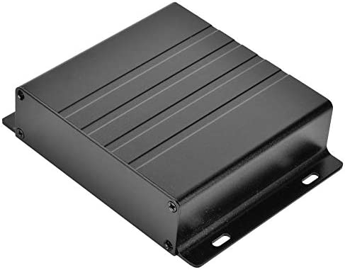 Caja de Aluminio 31x130x100mm Caja de Proyecto Electrónica ...