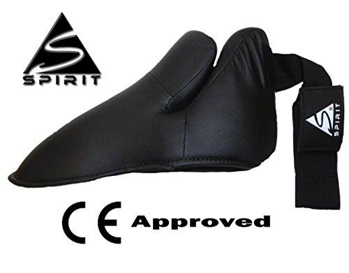 Spirit PU - Botas de entrenamiento de kick boxing
