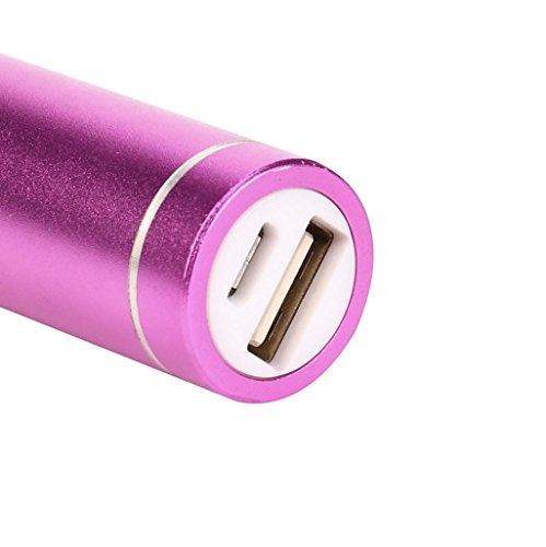 Veepola New commonly used handheld 30000mAh USB External Battery Charger energy Bank for Cell cellular sizzling hot Pink External Battery Packs