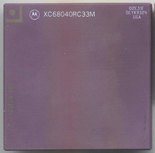 MOTOROLA XC68040RC33M 33MHz CPU ()