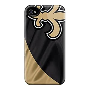ZLI3300FwjY Faddish New Orleans Saints Case Cover For Iphone 4/4s