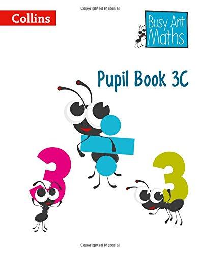 Pupil Book 3C (Busy Ant Maths) pdf epub