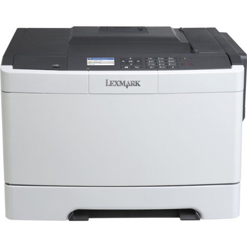 Lexmark Cs410dn Laser Printer - Color - 2400 X 600 Dpi Print - Plain Paper Pr by Lexmark