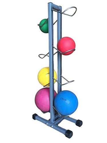 Ideal Medical Products Medicine Ball Rack, 1 Pound