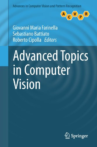 Download Advanced Topics in Computer Vision (Advances in Computer Vision and Pattern Recognition) Pdf