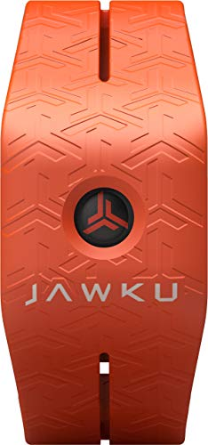 Reaction Timer - Jawku - The First Wearable to Measure Sprint Speed, Agility, Reaction Time/Test, Train and Track Performance (Orange)