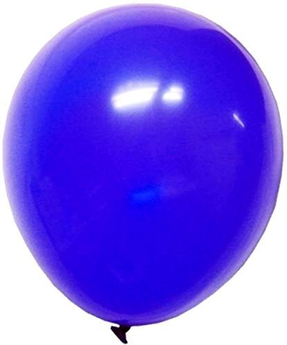 2,000 DARK BLUE 12'' Party Balloons BULK WHOLESALE LOT by Chachlili