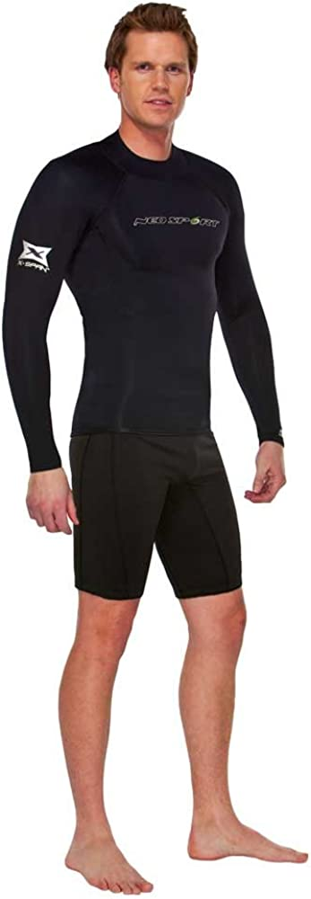 NeoSport Wetsuits Men's XSPAN Long Sleeve Shirt