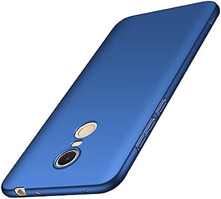 anccer Funda Xiaomi Redmi 5 Plus [Serie Colorida] [Ultra-Delgado ...