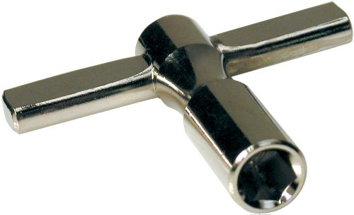 (Golden Gate P-83 T-Shaped Bracket Wrench - 1/4