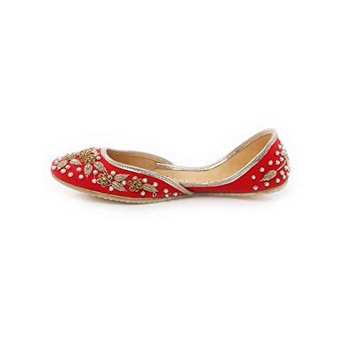 Balletto GS Red UK Shalimar Shoes Donna 6w5t5nqZ