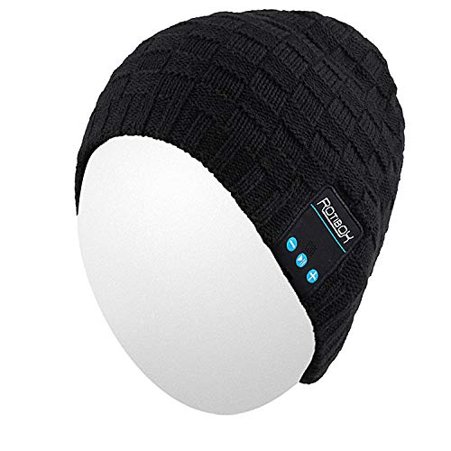 Qshell Bluetooth Beanie, Washabl...