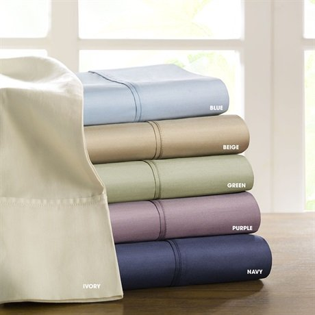 SHET20-307 300TC Everyday Cotton Sateen Sheet Set