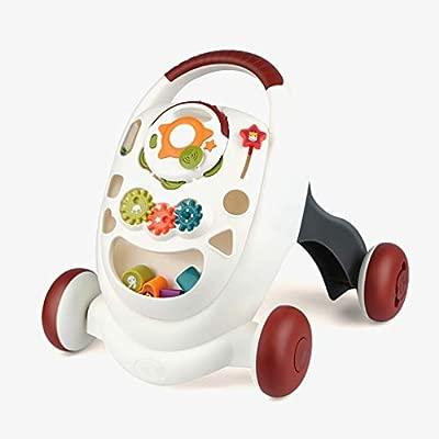 LFY Baby Walker Trolley Velocidad Ajustable antivuelco ...