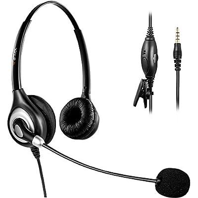 arama-wantek-headset-with-noise-canceling