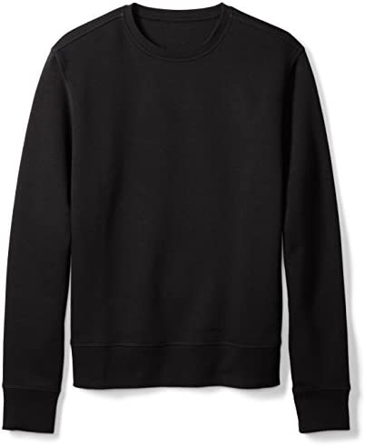 Amazon Essentials Men's Fleece Crewneck Sweatshirt