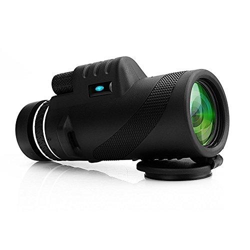 Pro Edition 10X42 HD Dual Close Focus Monocular Spotting Tel