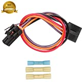 3 Pins 645-512 Wire Pigtail Blower Motor Resistor Wire Harness Connector