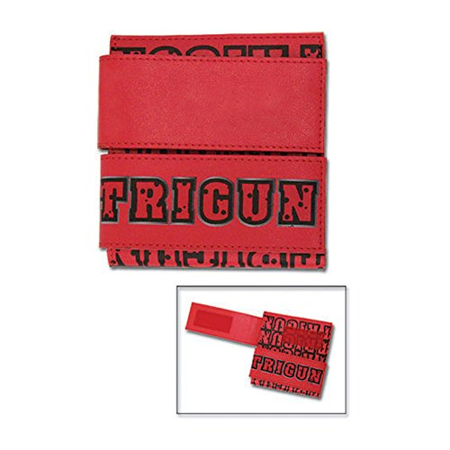 Logo Guns Crossed Anime Trigun Toys New Wallet Licensed w ge3035 HET1wvqx