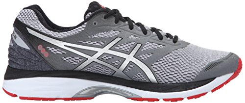 cheap for cheap ASICS Men's Gel-Cumulus 18 Running Shoe Carbon/Silver/Vermilion free shipping shop offer cheap view sale online jABmVtx