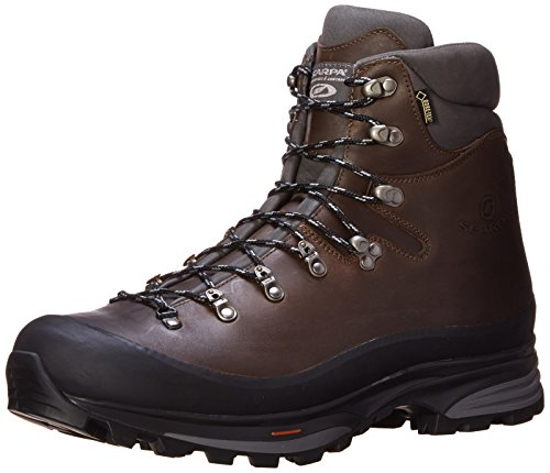 Scarpa Men's Kinesis Pro Gtx Hiking Boot,Ebony,43.5 EU/10.33 M US