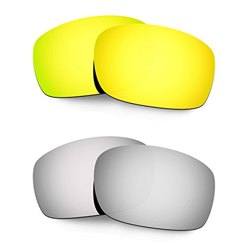 Hkuco Plus Mens Replacement Lenses For Oakley X Squared for sale  Delivered anywhere in Canada