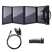 Rockpals 250watt Portable Solar Generato...