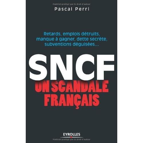 SNCF : un scandale français : Retards, emplois détruits, manque à gagner, dette secrète, subventions déguisées (ED ORGANISATION) (French Edition)