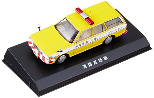 Toyota Van Models - DIECAST MODEL CAR - YX76V MARKII VAN [High Way Public of Patrol Car] (TOYOTA)