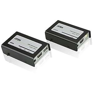 Aten HDMI USB Extender Audio/Video + USB Extender, VE803-AT-G (Audio/Video + USB Extender)