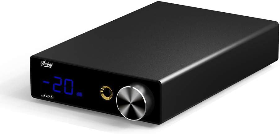 SABAJ A10h Desktop Headphone Amplifier with Remote Control