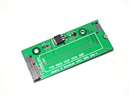 Asus UX31 UX21 ADATA XM11 XM11ZZB5 SSD to 2.5 Inch SATA Adapter Card