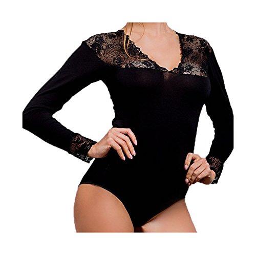 Hamana - Body - para mujer negro
