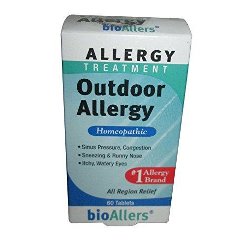 Bioallers Outdoor Allergy 60 Count Pack