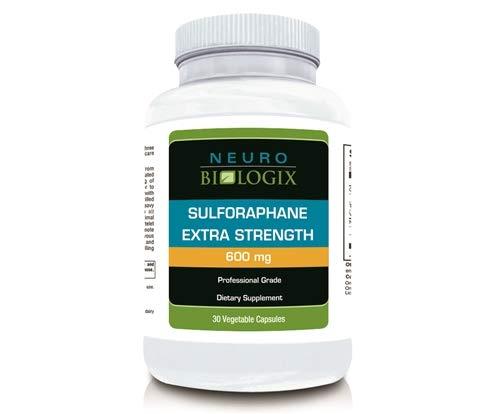 Amazon.com: neurobiologix – sulforaphane Fuerza Extra (600 ...