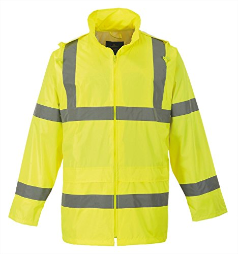 Portwest Waterproof Rain Jacket, Lightweight 1