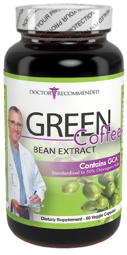 Green Coffee Bean Extract Standardized product image