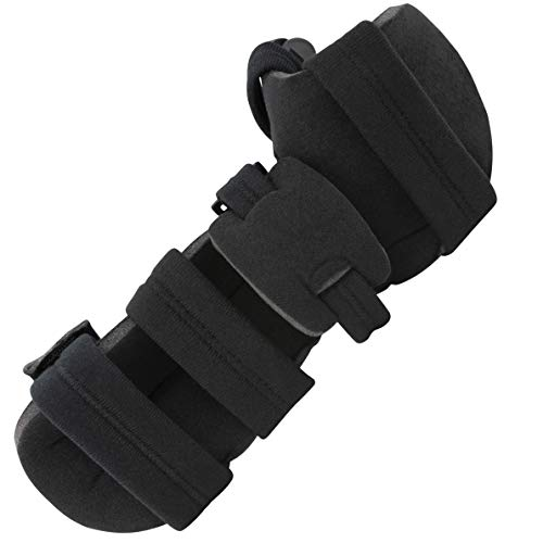 Stroke Hand Splint- Soft Resting Hand Splint for Flexion Contractures, Comfortably Stretch and Rest Hands for Long Term Ease with Functional Hand Splint, an American Heritage Industries(Right, Medium) by American Heritage Industries (Image #5)