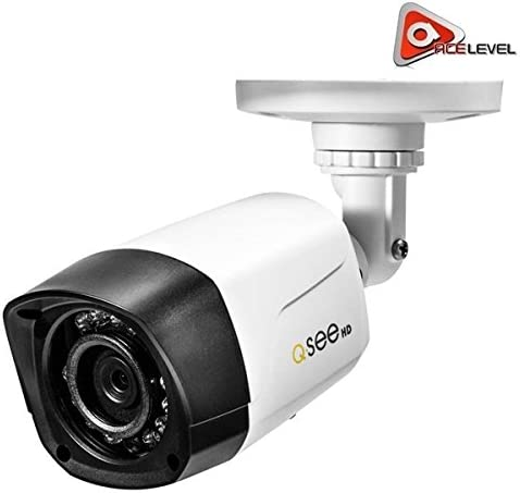Q-See 720p HD Weatherproof Bullet Camera with 12 IR LEDs, up to 80ft