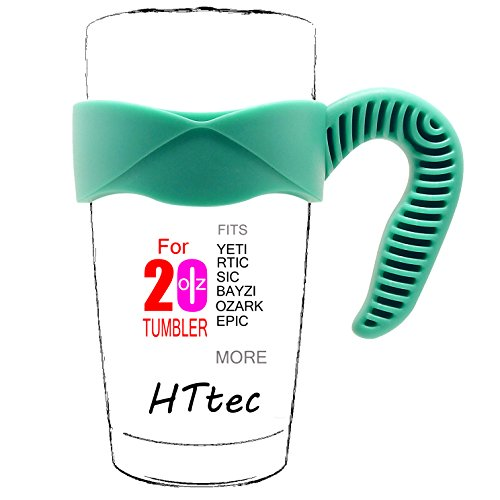 HTtec Handle for 20/30oz Stainless Steel Travel Tumbler –