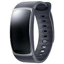 Samsung SM-R3600DAAXAC Gear Fit2 GPS Sports Band, Black, Large