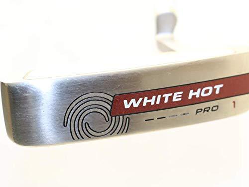 white 2 putter steel shaft