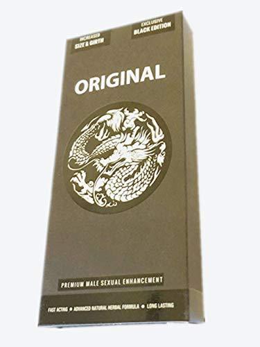 New Original White Dragon Black Male Enhancement 6 Pills Box (1)