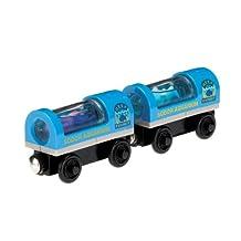Fisher-Price Thomas & Friends Wooden Railway Aquarium Cars