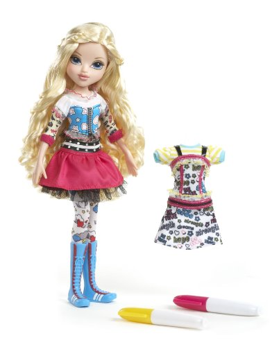 Moxie Girlz Art (Moxie Girlz Art-titude Doll- Avery)